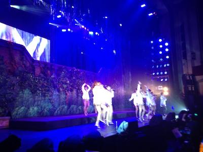 SDN48 卒業コンサート「NEXT ENCORE」戸賀崎智信さんの google+より3