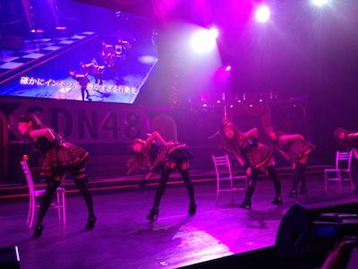 SDN48 卒業コンサート「NEXT ENCORE」戸賀崎智信さんの google+より30