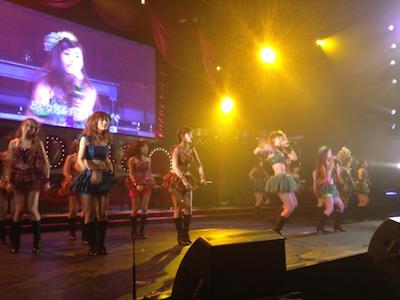 SDN48 卒業コンサート「NEXT ENCORE」戸賀崎智信さんの google+より32