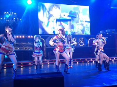 SDN48 卒業コンサート「NEXT ENCORE」戸賀崎智信さんの google+より33