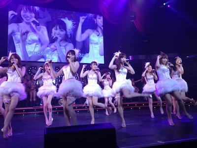 SDN48 卒業コンサート「NEXT ENCORE」戸賀崎智信さんの google+より34