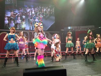 SDN48 卒業コンサート「NEXT ENCORE」戸賀崎智信さんの google+より37