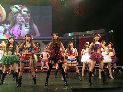SDN48 卒業コンサート「NEXT ENCORE」戸賀崎智信さんの google+より38