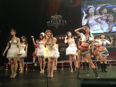 SDN48 卒業コンサート「NEXT ENCORE」戸賀崎智信さんの google+より39