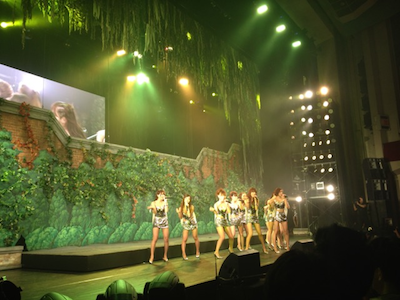 SDN48 卒業コンサート「NEXT ENCORE」戸賀崎智信さんの google+より4