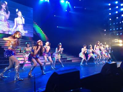 SDN48 卒業コンサート「NEXT ENCORE」戸賀崎智信さんの google+より45