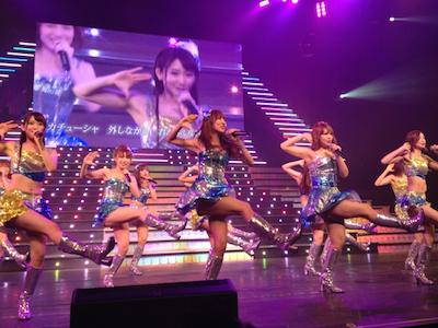 SDN48 卒業コンサート「NEXT ENCORE」戸賀崎智信さんの google+より47