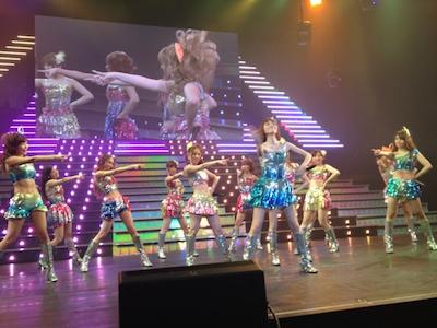 SDN48 卒業コンサート「NEXT ENCORE」戸賀崎智信さんの google+より48