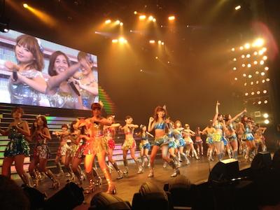 SDN48 卒業コンサート「NEXT ENCORE」戸賀崎智信さんの google+より50
