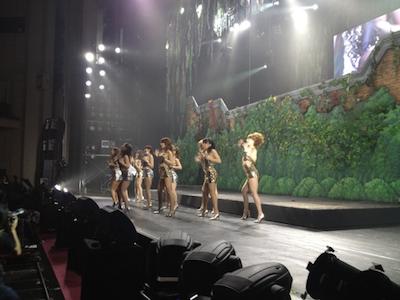 SDN48 卒業コンサート「NEXT ENCORE」戸賀崎智信さんの google+より6