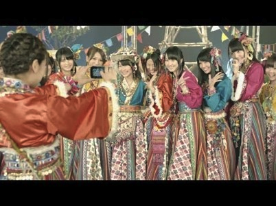 Galaxy Nexus: Google+ AKB48編 60秒フルバージョン