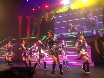 AKB48全国ツアーin山梨チームKとがちゃんレポート10 最終ベルが鳴る2