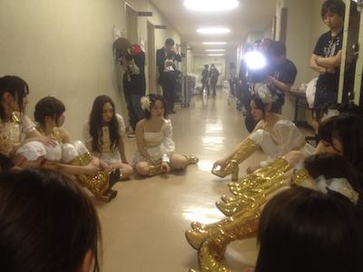 AKB48全国ツアーin山梨チームKとがちゃんレポート100 一ヶ月あれば、もっと成長出来る