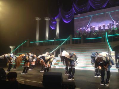 AKB48全国ツアーin山梨チームKとがちゃんレポート11 自己紹介MC1