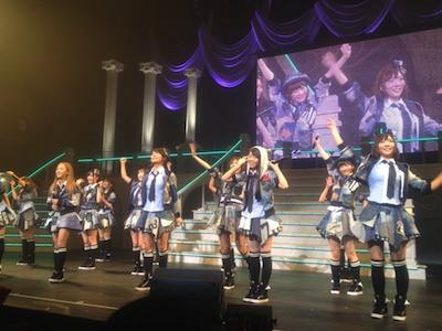 AKB48全国ツアーin山梨チームKとがちゃんレポート12 自己紹介MC2