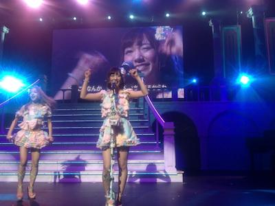 AKB48全国ツアーin山梨チームKとがちゃんレポート14 キャンディー4