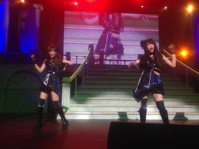 AKB48全国ツアーin山梨チームKとがちゃんレポート19 嵐の夜には1