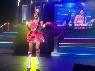 AKB48全国ツアーin山梨チームKとがちゃんレポート23 初めてのジェリービーンズ3