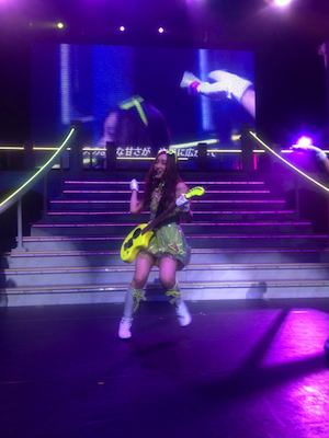 AKB48全国ツアーin山梨チームKとがちゃんレポート24 初めてのジェリービーンズ1