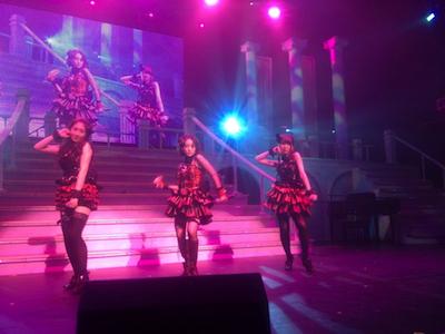 AKB48全国ツアーin山梨チームKとがちゃんレポート25 口移しのチョコレート1