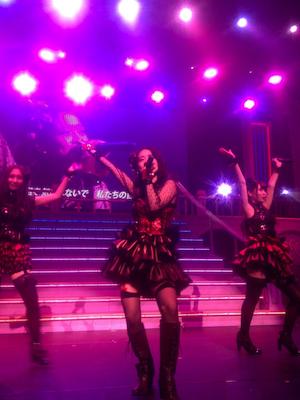 AKB48全国ツアーin山梨チームKとがちゃんレポート26 口移しのチョコレート2