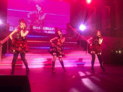 AKB48全国ツアーin山梨チームKとがちゃんレポート27 口移しのチョコレート3