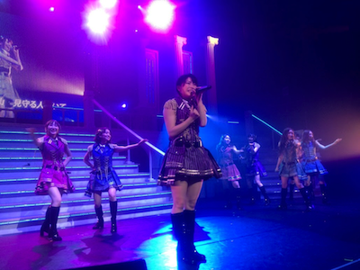 AKB48全国ツアーin山梨チームKとがちゃんレポート28 RESET3