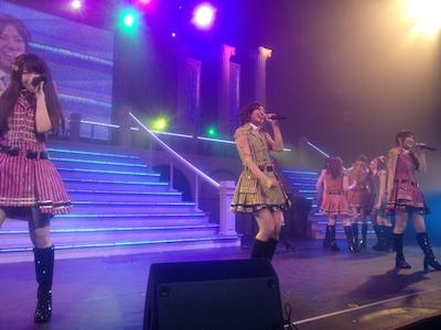 AKB48全国ツアーin山梨チームKとがちゃんレポート31 RESET2