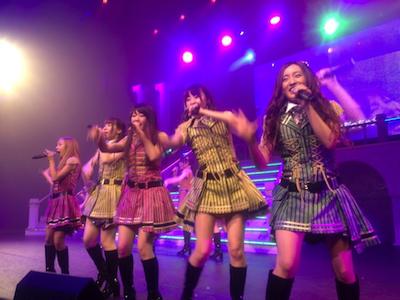 AKB48全国ツアーin山梨チームKとがちゃんレポート36 ウッホウッホホ2