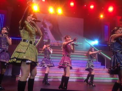 AKB48全国ツアーin山梨チームKとがちゃんレポート37 ウッホウッホホ3
