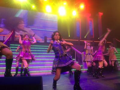 AKB48全国ツアーin山梨チームKとがちゃんレポート38 ウッホウッホホ1