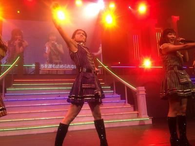 AKB48全国ツアーin山梨チームKとがちゃんレポート39 ウッホウッホホ4