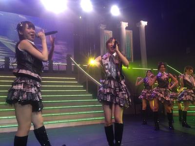 AKB48全国ツアーin山梨チームKとがちゃんレポート40 師匠のピアノからの…  ポニーテールとシュシュ3