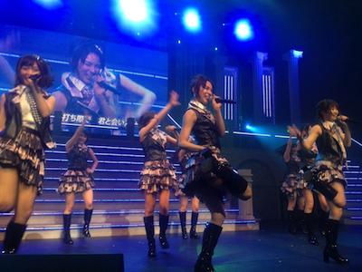 AKB48全国ツアーin山梨チームKとがちゃんレポート41 師匠のピアノからの…  ポニーテールとシュシュ5