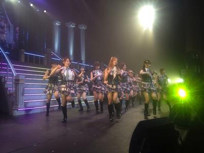 AKB48全国ツアーin山梨チームKとがちゃんレポート43 師匠のピアノからの…  ポニーテールとシュシュ2