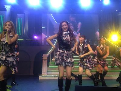 AKB48全国ツアーin山梨チームKとがちゃんレポート44 師匠のピアノからの…  ポニーテールとシュシュ4