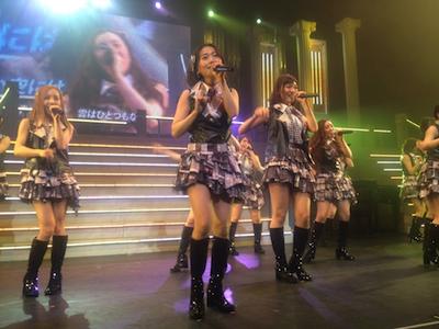 AKB48全国ツアーin山梨チームKとがちゃんレポート46 言い訳Maybe4