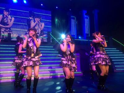 AKB48全国ツアーin山梨チームKとがちゃんレポート47 言い訳Maybe3
