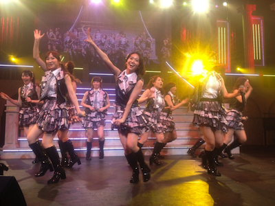 AKB48全国ツアーin山梨チームKとがちゃんレポート48 言い訳Maybe1