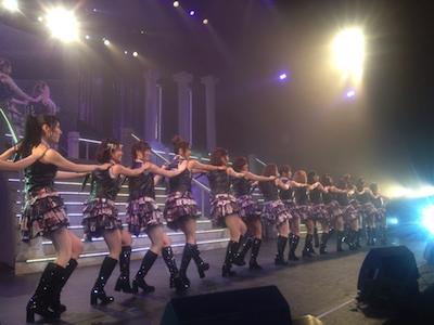 AKB48全国ツアーin山梨チームKとがちゃんレポート49 Everyday、カチューシャ1