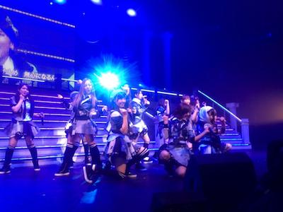 AKB48全国ツアーin山梨チームKとがちゃんレポート5 僕にできること1
