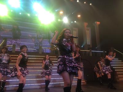 AKB48全国ツアーin山梨チームKとがちゃんレポート53 大声ダイヤモンド4