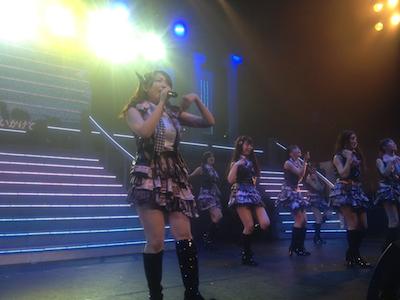 AKB48全国ツアーin山梨チームKとがちゃんレポート54 大声ダイヤモンド1