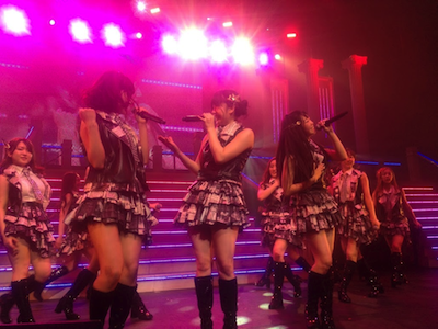 AKB48全国ツアーin山梨チームKとがちゃんレポート55 大声ダイヤモンド3