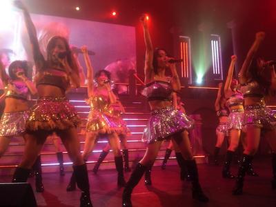 AKB48全国ツアーin山梨チームKとがちゃんレポート62 転がる石になれ2
