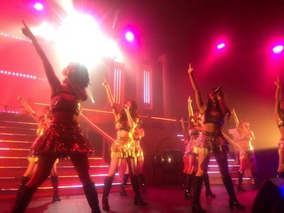 AKB48全国ツアーin山梨チームKとがちゃんレポート64 転がる石になれ3