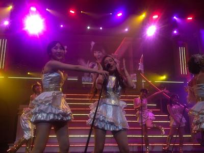 AKB48全国ツアーin山梨チームKとがちゃんレポート67 ヘビーローテーション3