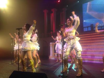 AKB48全国ツアーin山梨チームKとがちゃんレポート68 ヘビーローテーション4