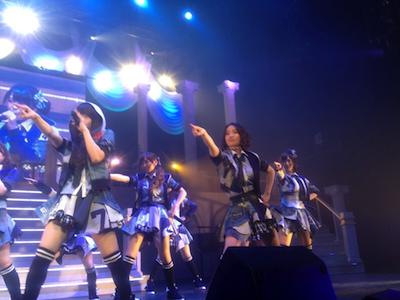 AKB48全国ツアーin山梨チームKとがちゃんレポート7 脳内パラダイス1
