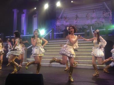 AKB48全国ツアーin山梨チームKとがちゃんレポート71 チャンスの順番('11じゃんけん大会ver)3